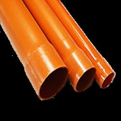 Orange-PVC-Piping