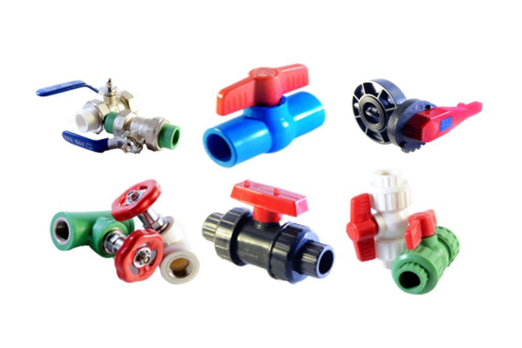 valves pipe fittings